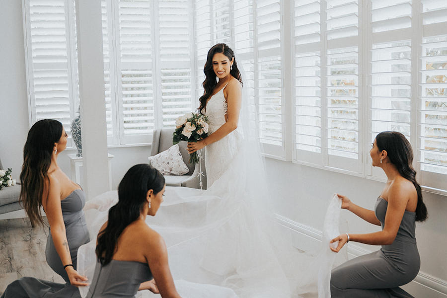 Bridal Suite Retreat - Bramleigh Estate Weddings